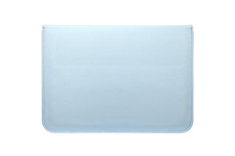 Classic Laptop Sleeve 15 inch - Lichtblauw