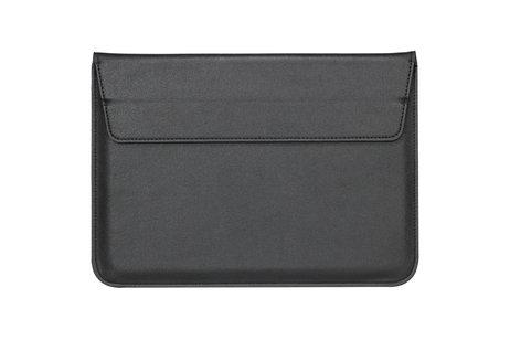 Classic Laptop Sleeve 15 inch - Zwart