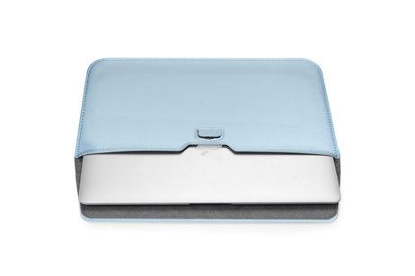 Classic Laptop Sleeve 13 inch - Lichtblauw