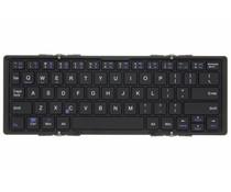 Opvouwbaar Bluetooth toetsenbord - Zwart