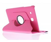 360° Draaibare Bookcase Samsung Galaxy Tab E 9.6