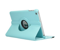 iMoshion 360° draaibare Bookcase iPad Mini / 2 / 3 - Turquoise
