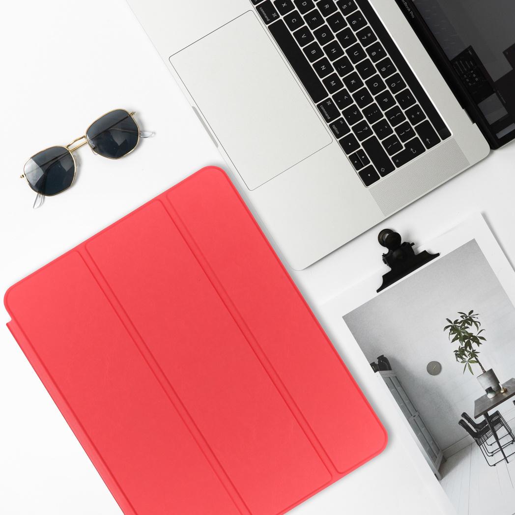 iMoshion Luxe Bookcase voor de iPad Air 2 Rood