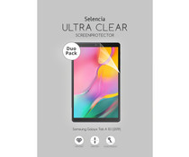 Selencia Duo Pack Ultra Clear Screenprotector Tab A 10.1 (2019)