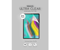 Selencia Duo Pack Ultra Clear Screenprotector Galaxy Tab S5e / Tab S6