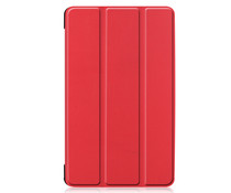 Stand Bookcase Samsung Galaxy Tab A 8.0 (2019) - Rood