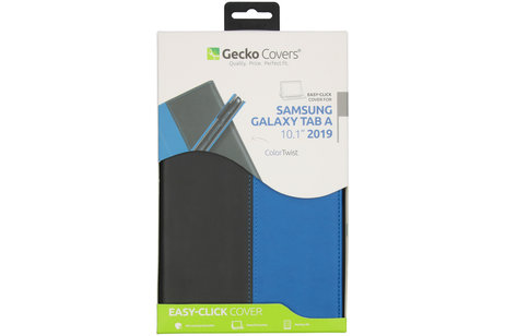 iPad Air hoesje - Gecko Covers Easy-Click Bookcase