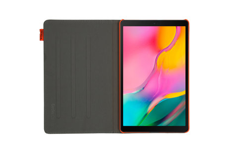 Samsung Galaxy Tab A 10.1 (2019) hoesje - Gecko Covers Easy-Click Bookcase