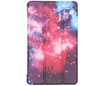 Design Hardcase Bookcase Samsung Galaxy Tab A 8.0 (2019)