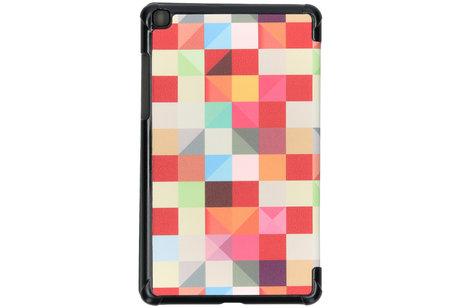 Samsung Galaxy Tab A 8.0 (2019) hoesje - Design Hardcase Bookcase voor