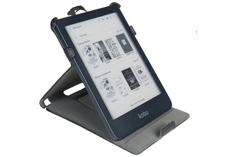 Kobo Clara HD hoesje - Gecko Covers Stand Cover