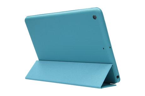 iMoshion Luxe Bookcase voor de iPad (2017) / (2018) - Lichtblauw