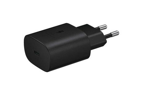 Samsung Travel Adapter + USB-C naar USB-C kabel - Zwart