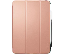 Spigen Smart Fold Bookcase iPad Pro 11 (2018) - Rosé Goud
