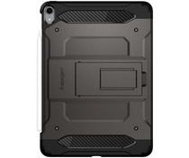 Spigen Tough Armor Tech Backcover iPad Pro 11 (2018) - Grijs