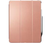 Spigen Smart Fold Bookcase iPad Pro 12.9 (2018) - Rosé Goud