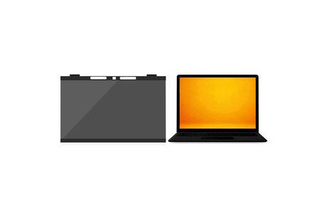 PanzerGlass Privacy Screenprotector voor MacBook 12 inch