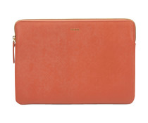 dbramante1928 Paris Laptop Sleeve MacBook Pro / Air 13 inch - Rusty Rose