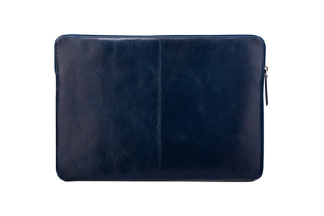 dbramante1928 Skagen Laptop Sleeve voor de MacBook Pro 15 inch / Laptop 14 inch - Ink Blue