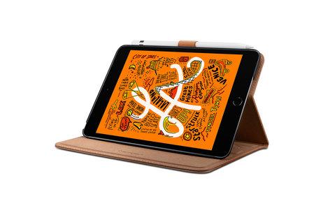 Spigen Stand Folio voor de iPad mini (2019) / iPad Mini 4 - Bruin
