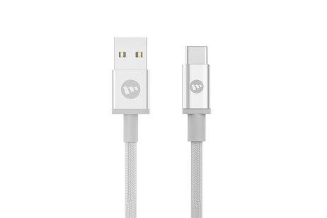 Mophie USB-C naar USB kabel - 3 meter - Wit