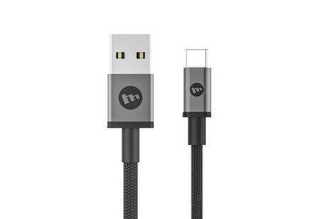 Mophie USB-C naar USB kabel - 1 meter - Zwart