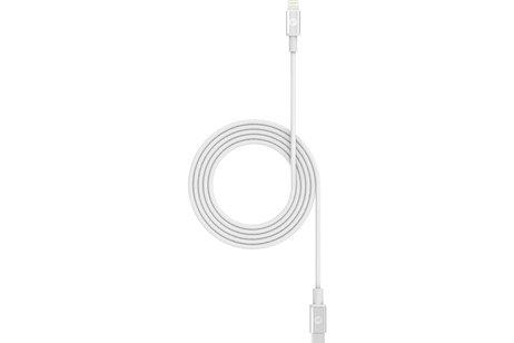 Mophie USB-C naar Lightning kabel 1,8 meter - Wit
