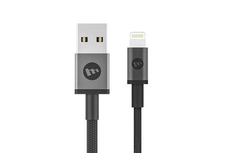 Mophie Lightning naar USB kabel - 3 meter - Zwart