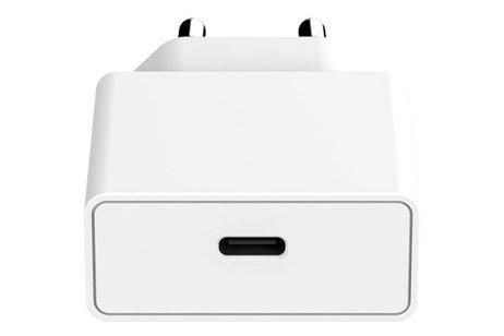 Mophie USB-C Thuislader 18 Watt - Wit