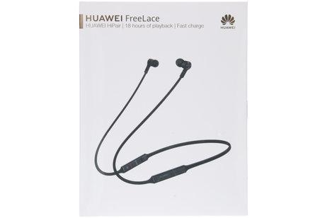 Huawei FreeLace Wireless Earphones - Zwart