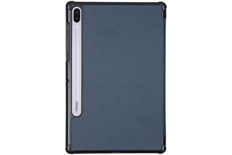 Samsung Galaxy Tab S6 hoesje - Stand Bookcase voor de