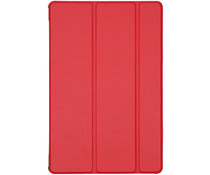 Stand Bookcase Samsung Galaxy Tab S6 - Rood