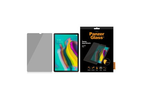 PanzerGlass Privacy Screenprotector voor de Samsung Galaxy Tab S5e / Tab S6