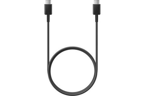Samsung USB-C naar USB-C kabel - 1 meter - Zwart