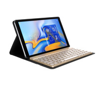 Bluetooth Keyboard Bookcase Samsung Galaxy Tab A 10.5 (2018)