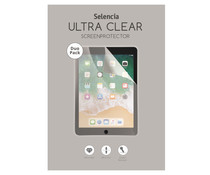 Selencia Duo Pack Ultra Clear Screenprotector Galaxy Tab A 8.0 (2019)