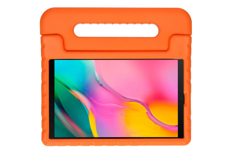 Samsung Galaxy Tab A 10.1 (2019) hoesje - iMoshion Kidsproof Backcover met