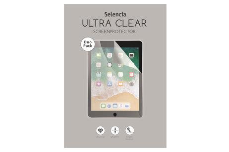 Selencia Screenprotector 2-in-1 voor iPad Pro 11 (2020) / Pro 11 (2018)