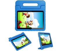 iMoshion Kidsproof Backcover met handvat MediaPad T3 10 inch - Blauw