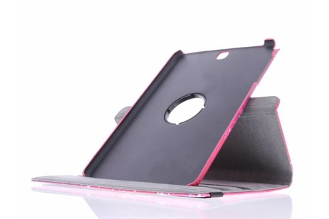 Samsung Galaxy Tab A 9.7 hoesje - 360° Draaibare Design Bookcase