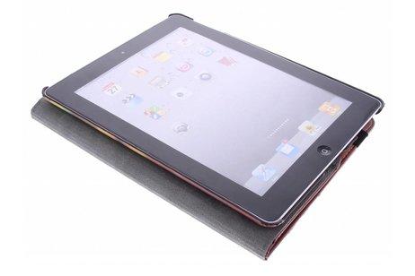 360° Draaibare Design Bookcase voor iPad 2 / 3 / 4 - Dromenvanger
