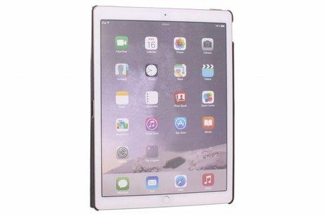 iPad Pro 12.9 hoesje - 360° Draaibare Bookcase voor