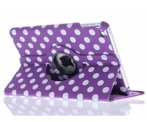 360° Draaibare Polka Dot Bookcase iPad Mini 4