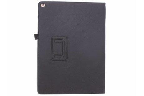 iPad Pro 12.9 hoesje - Effen Bookcase voor iPad