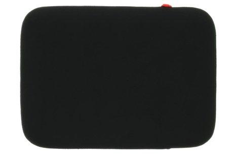 Zwart universele neopreen Sleeve 7 inch