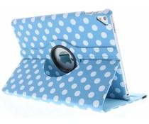360° Draaibare Polka Dot Bookcase iPad Pro 9.7