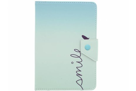 Universele smile design tablethoes voor 7 inch