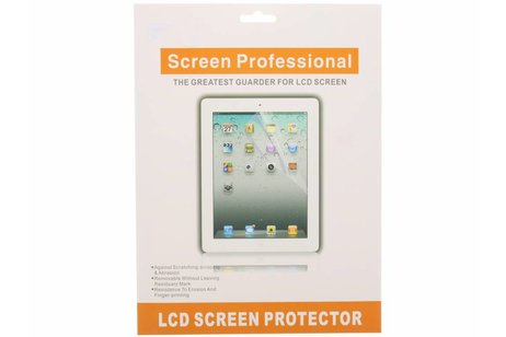 Screenprotector 2-in-1 voor Samsung Galaxy Tab E 9.6
