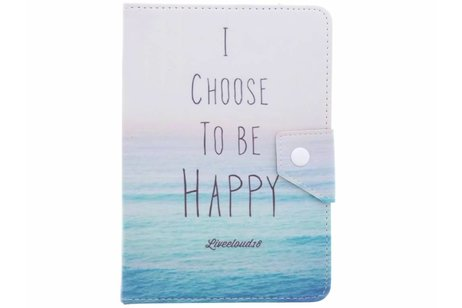 Universele happy design tablethoes 10 inch