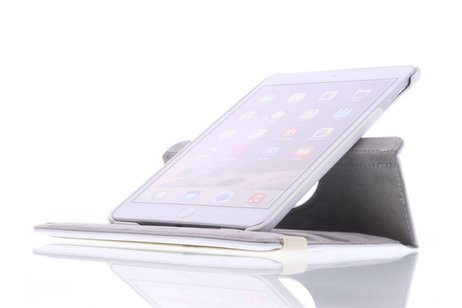 360° Draaibare Design Bookcase voor iPad Mini / 2 / 3 - Live the Life